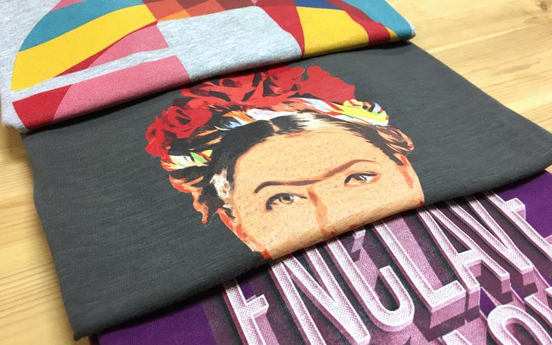 camisetas para el mismo dia