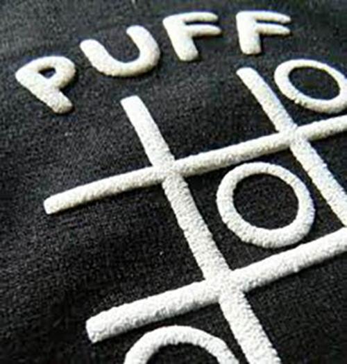 serigrafia puff